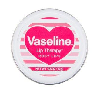 ヴァセリン Vaseline リップセラピー ロージーリップス ハート缶 (596917)