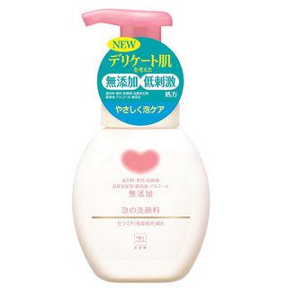 Amazon | カウブランド 無添加泡の洗顔料 本体 200ml | カウブランド 無添加 | 泡洗顔料 通販 (597550)