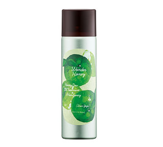 艶つや髪の香るオイルトリートメントグリーン柚子 90g | VECUA Honey (598953)
