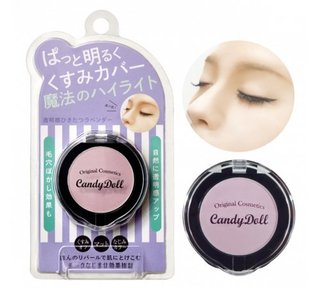 T-Garden CandyDoll 3Dハイライト マシュマロパープル (602175)