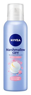 マシュマロケアボディムース シルキーフラワーの香り | ニベア (607313)