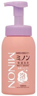 MINON| ミノン全身シャンプー泡タイプ 500mL (609041)