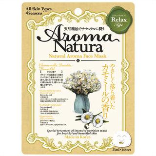 アロマナチュラ フェイスマスク カモミールの香り (610424)
