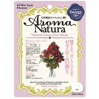 アロマナチュラ フェイスマスク ゼラニウムの香り (610425)