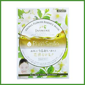 ピュアスマイルエッセンスマスク フローラルジャスミンの香り (610431)