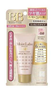モイストラボ BBエッセンスクリーム (シャイニーベージュ) 明色化粧品 (611228)