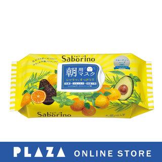 【楽天市場】サボリーノ Saborino 目ざまシート 朝用マスク しっとりタイプ 32枚入り (611390)