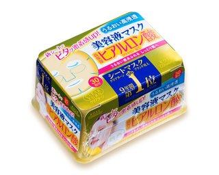 KOSE コーセー クリアターン エッセンスマスク (ヒアルロン酸) 30回分 (618318)