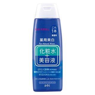 Pure NATURAL(ピュアナチュラル) エッセンスローション ホワイト(セール価格) (623475)