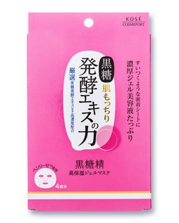 黒糖精 高保湿ジェルマスク / コーセー (625225)