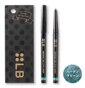 LB スマッジジェルカラーライナー|LB Cosmetics (636154)