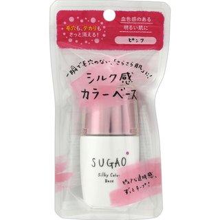 SUGAO シルク感カラーベース ピンク (636997)
