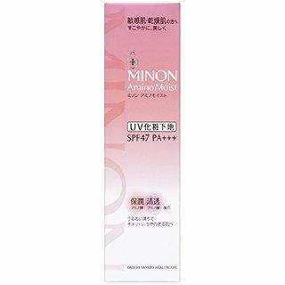 アミノモイスト ブライトアップベース UV 25g   MINON(ミノン) (639737)