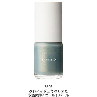 shiro 亜麻ネイル | (641614)
