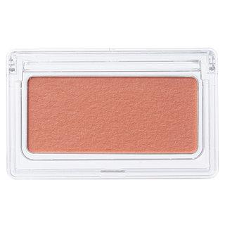 チークカラー マットタイプ・オレンジ 無印良品 (645615)