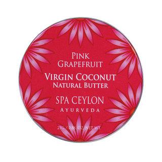 スパセイロン ピンク グレープフルーツ バージン ココナッツ ナチュラル バター (645688)