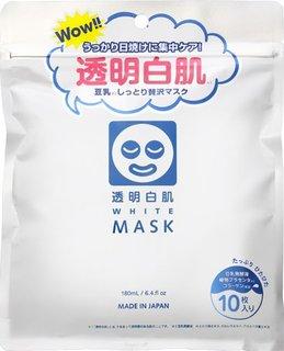 透明白肌 ホワイトマスクN (649592)