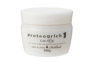 プロテオグリッチ 雪解ふっくらゲルクリーム 100g (650230)