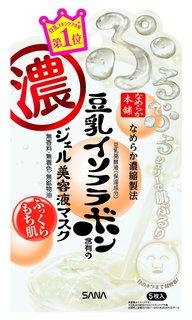 なめらか本舗 ジェル美容液マスク 5枚(セール価格) (652568)