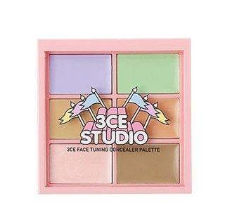 3CE スタジオ フェイス チューニング コンシーラー パレット (653360)