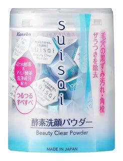 ビューティクリアパウダーウォッシュ 0.4g×32個 | suisai(スイサイ) (659618)