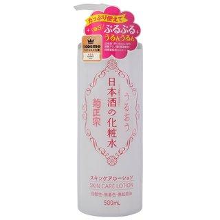 日本酒の化粧水(500ml)|菊正宗 (660201)
