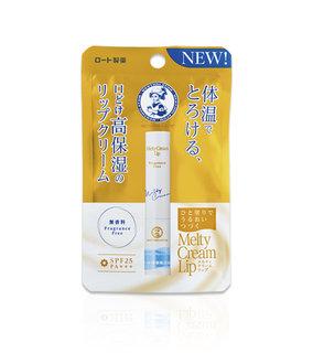 メンソレータム メルティクリームリップ 無香料 2.4g (671468)
