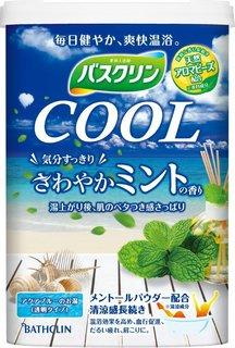 さわやかミントの香り 入浴剤 600g [医薬部外品] | バスクリン (674892)