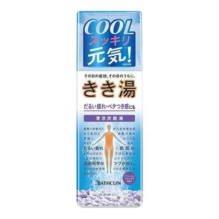 清涼炭酸湯リフレッシュフローラルの香り 360g [医薬部外品] | きき湯 (674945)