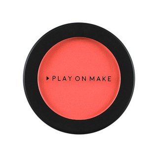 PLAY ON MAKE(プレイオンメイク) ブルームチーク PM-0015 ピオニーコーラル (685517)