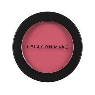 PLAY ON MAKE(プレイオンメイク) ブルームチーク PM-0017 ローズプラム (685520)