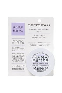 ママバター ナチュラル シアバター フェイスパウダー クリア (687859)