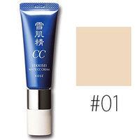 コーセー薬用雪肌精 ホワイトCCクリーム 30g 【カラー#01 やや明るい】 (688383)