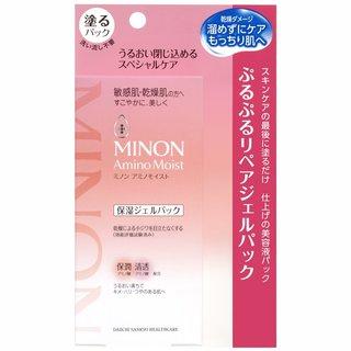 アミノモイスト ぷるぷるリペアジェルパック 60g   MINON(ミノン) (694277)