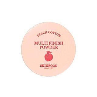 ピーチ コットン マルチ フィニッシュ パウダー  | スキンフード(Skin Food) (694338)