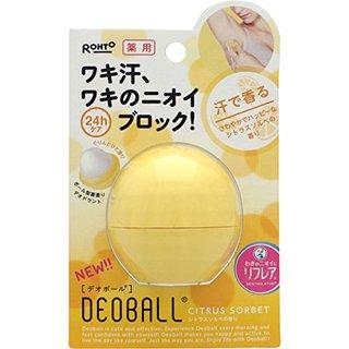 リフレア デオボール 直塗りデオドラント シトラスソルベの香り (697820)