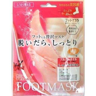 フットにも贅沢マスク 脱いだら、しっとり SBフットマスク【お得な6回セット】 (699965)