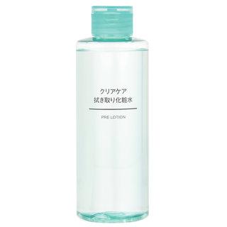 クリアケア拭き取り化粧水 200ml (無印良品) (706121)