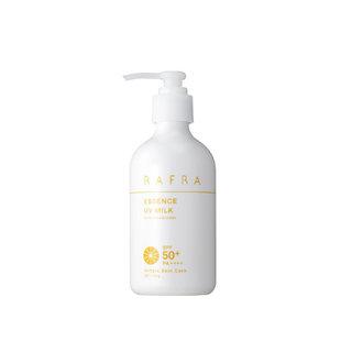 エッセンスUVミルク 180g | RAFRA (708498)