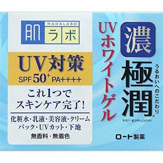 肌ラボ 極潤 UVホワイトゲル (SPF50+ PA++++) (717886)