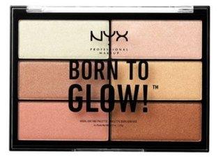ボーン トゥー グロー ハイライティング パレット | NYX Professional Makeup (719487)