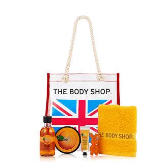 レッド ハンドケア サツマ 2018| THE BODY SHOP (725725)