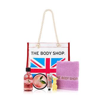 『サマースペシャルキット』レッド ハンドケア ピンクグレープフルーツ 2018| THE BODY SHOP (725726)