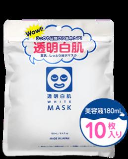 透明白肌ホワイトマスクN | 石澤研究所 公式サイト (732291)