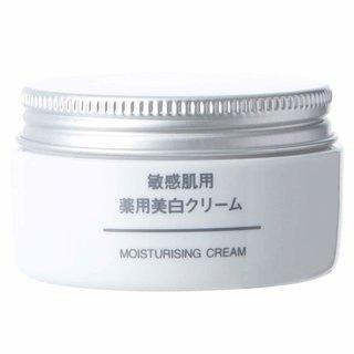 無印良品 敏感肌用薬用美白クリーム  (754149)