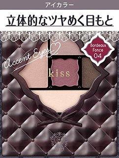 キス アクセントアイズ04 ボルドーフォンセ (760652)