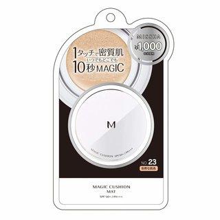 ミシャ M クッション ファンデーション(マット) No.23(自然な肌色) (762130)
