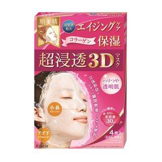 肌美精 超浸透3Dマスク (エイジング保湿) (762511)
