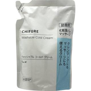ちふれ化粧品 ちふれ ウォッシャブル コールド クリーム 詰替用 300G (773908)