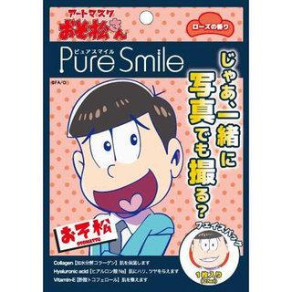 ピュアスマイル おそ松さんアートマスク おそ松 ローズの香り (780742)
